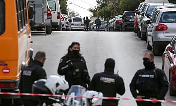 Gresk krimjournalist skutt og drept i Aten