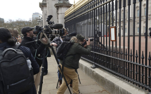 Klagestorm mot BBC etter massiv dekning av prins Philips bortgang