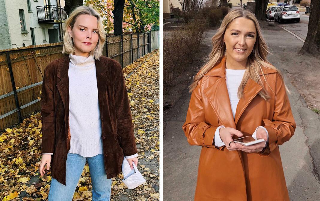 Maria Støre og Siri Berge Christensen skal begge jobbe med kjendisjournalistikk i VG.