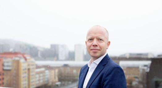 Trond Sundnes blir ny konsernsjef i NHST