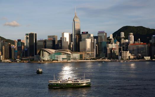 Hongkong-avis angrepet av maskerte menn