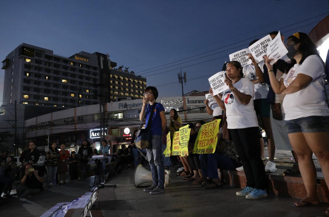 – Frykten er det største hinderet for ytringsfriheten, forteller Ronalyn Olea. Hun er nyvalgt generalsekretær for National Union of Journalists of the Philippines (NUJP).