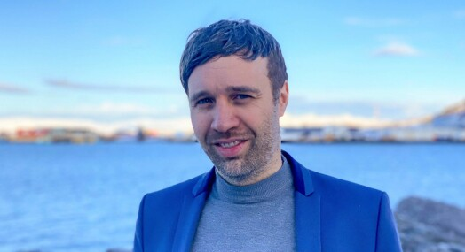 Arne Reginiussen blir direktør for nye medier i Amedia