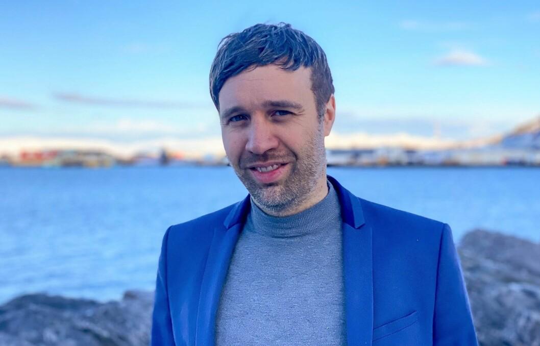 Den nye stillingen til Arne Reginiussen er i første omgang en ettårig prosjektstilling.
