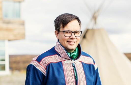 Han blir ny direktør for NRK Sápmi