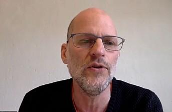 Filter-redaktør Mattias Göransson.