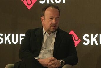Estonia-produsent Frithjof Jacobsen.