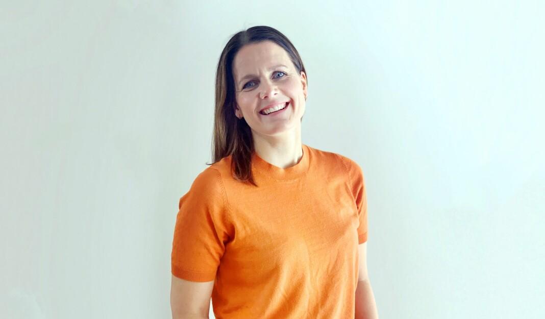 Tone Fridén er fra Trondheim og har mange års erfaring som frontsjef og publiseringssjef i Adresseavisen.