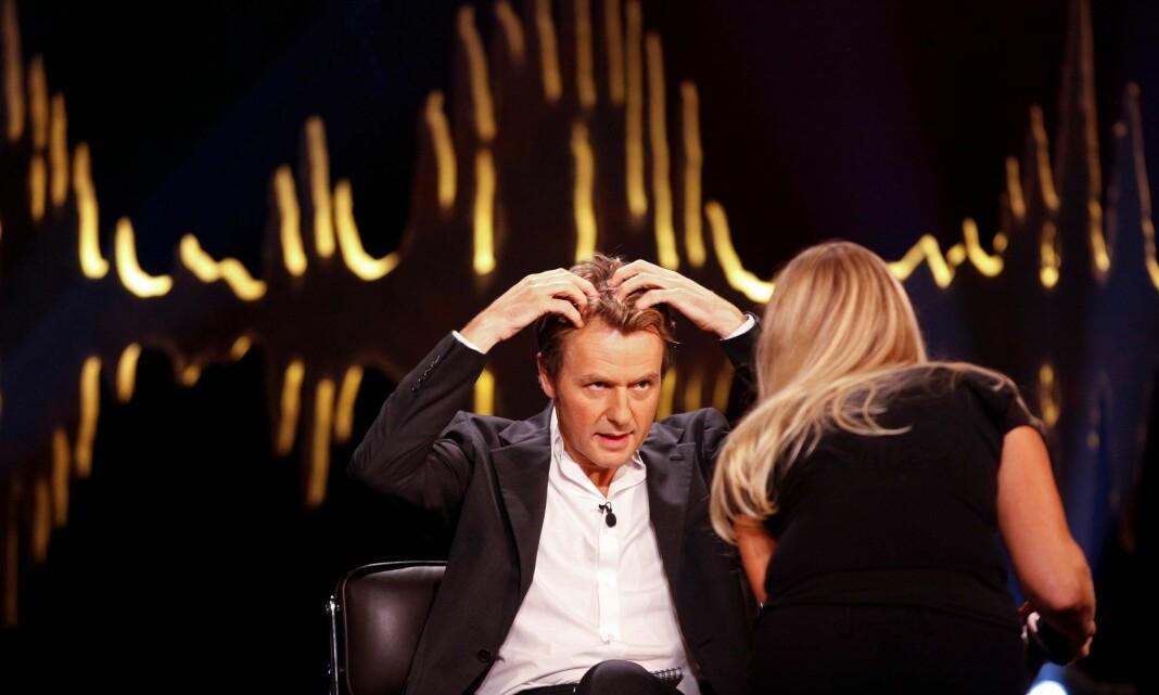 Fredrik Skavlan gir seg som talkshow-vert