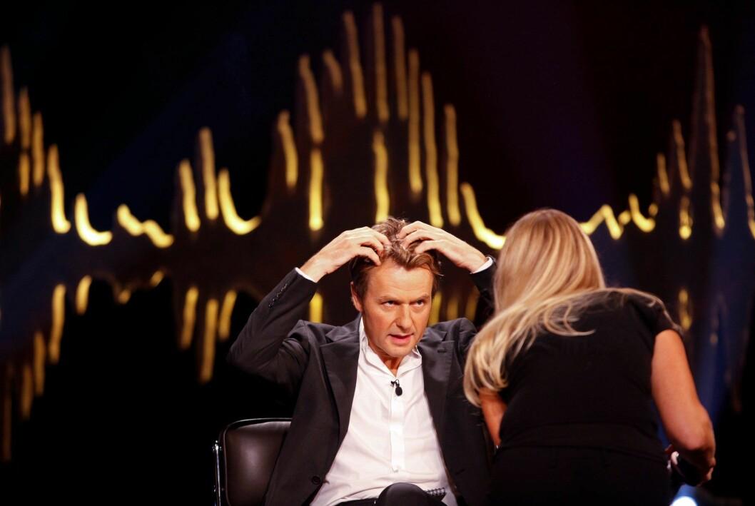 Programleder Fredrik Skavlan gir seg som talkshow-vert etter 25 år.