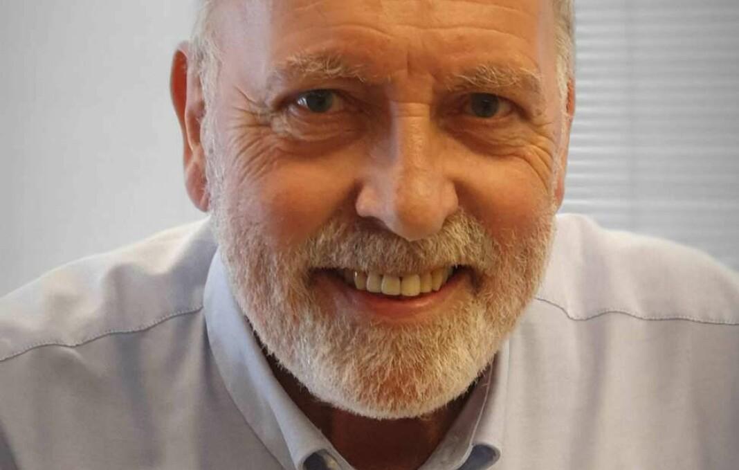 Frank Kjøde går av med pensjon etter ny leder er på plass.