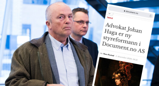 Tidligere Document-styreleder klager Document inn for PFU