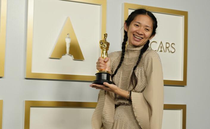 Kina sensurerer omtale av Oscar-vinner
