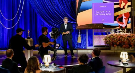 Historisk lavt seertall for Oscar-utdelingen