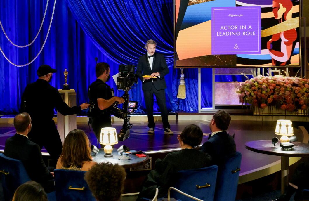 Rundt 9,85 millioner seere fulgte med på Oscar-sendingen, ifølge ABCs tall.