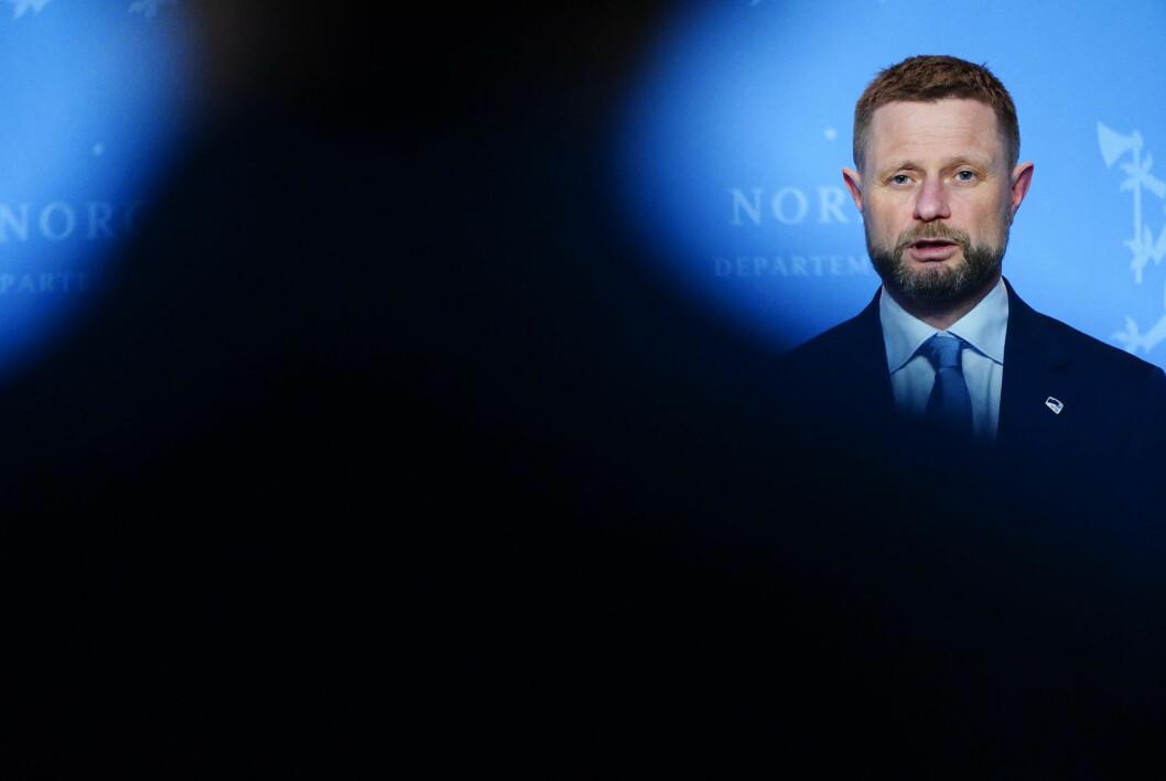 Generalsekretær Elin Floberghagen i Norsk Presseforbund er skuffet over helseminister Bent Høies svar.