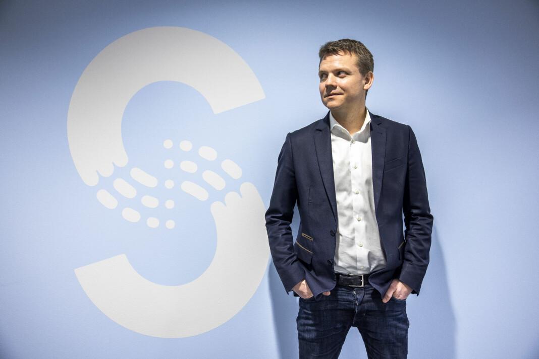 – Å sikre at god journalistikk fra redaktørstyrte medier er det som legger grunnlaget for samfunnsdebatten, sier ansvarlig redaktør Lars Håkon Grønning i E24.