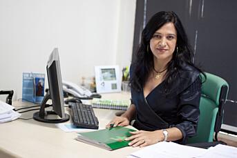 Fenaj-leder Maria José Braga.