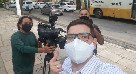 Han dekker Bolsonaros Brasil: – Regjeringskilder er ikke lenger pålitelige
