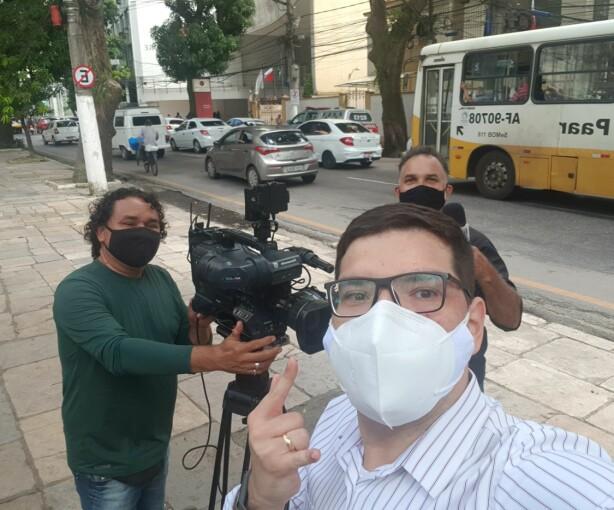 Han dekker Bolsonaros Brasil:– Regjeringskilder er ikke lenger pålitelige
