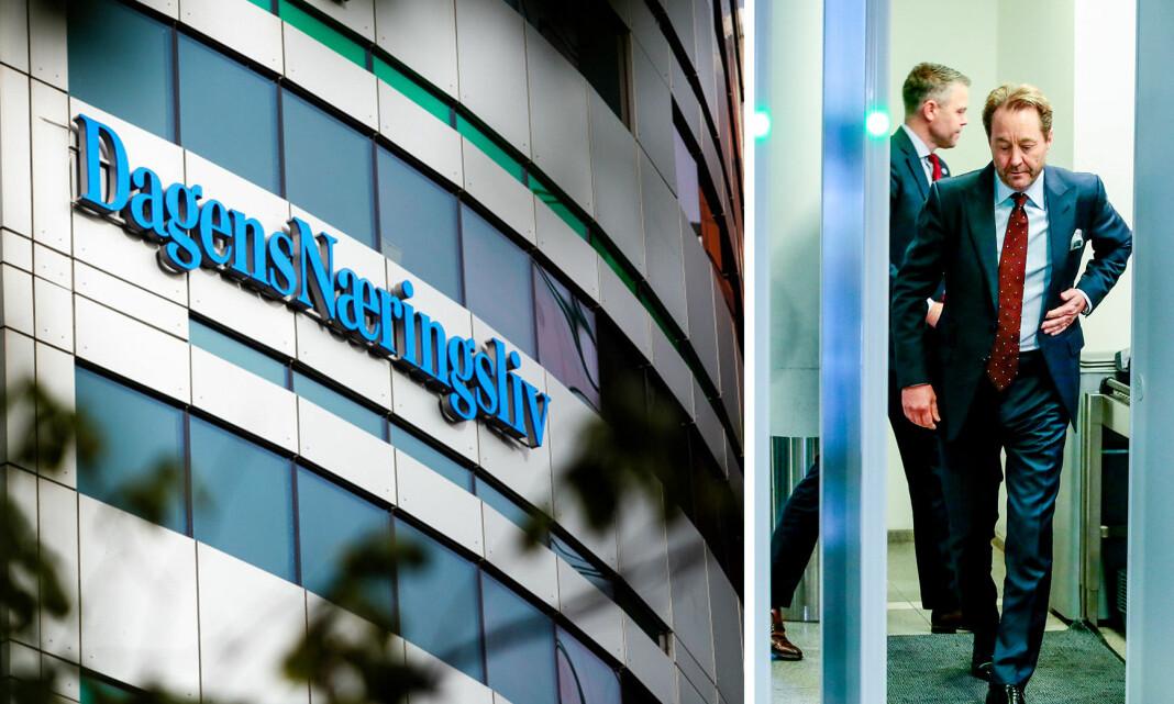 DNs børskommentator fikk sengetøy av Røkke