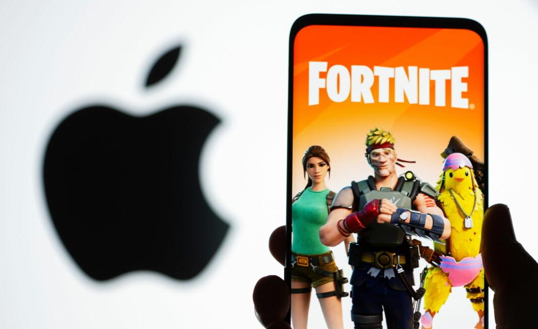 Apple avviser anklagene fra Epic Games, som blant annet står bak spillet Fortnite, om at appbutikken er blitt til en monopolvirksomhet.