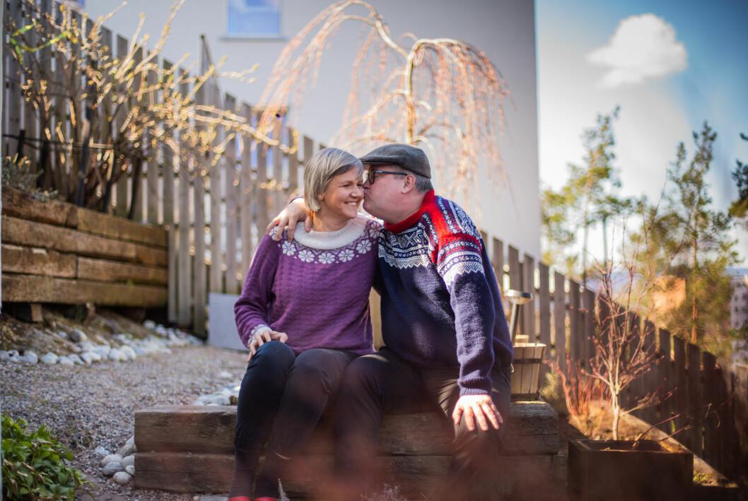– Vi ønsker å være en kvalitetssikra informativ guide, så folk kan få hjelp som faktisk funker og ikke bare synsing, sier Bjørnhild og Tore Fjeld
