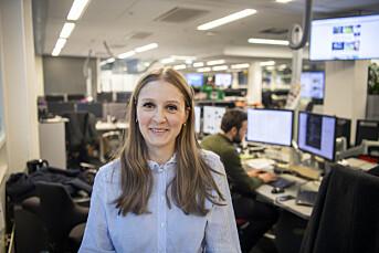 Mina Liavik Karlsen blir ny nyhetsredaktør i E24