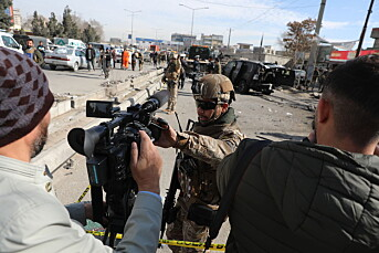 Taliban truer journalister