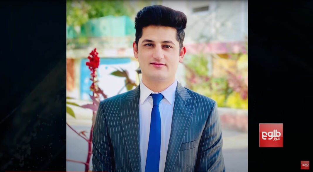 Nemat Rawan ledet i fire år et talkshow på nyhetskanalen Tolo News. Denne uka ble han drept.