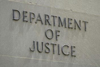 Justisdepartementet har ikke opplyst om formålet for beslaget.