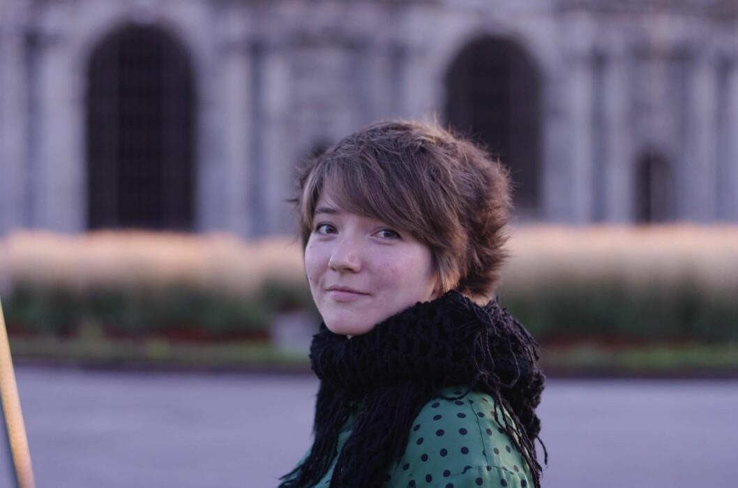 I Svarttrost skal Ida Karine Gullvik jobbe med dokumentarserier.