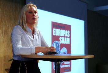 Lisa Bjurwald, journalist og forfatter.