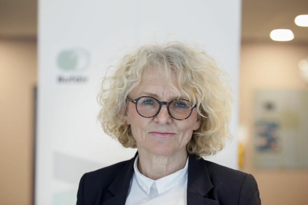 Bufdir har bestilt rapport om kommentarfeltene før og under korona. Her direktør Mari Trommald.