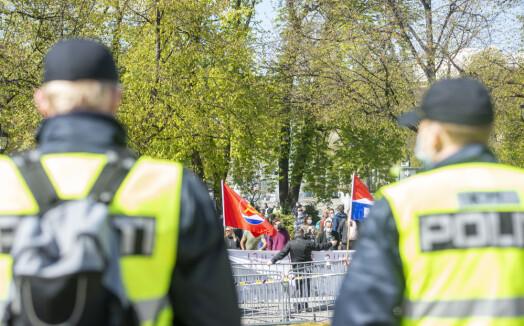 Kun dekke demonstrasjoner som blir voldelige er et farlig feilspor