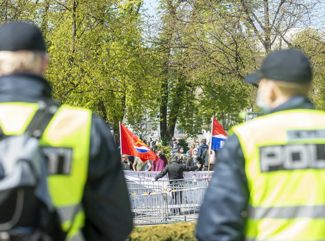 Å kun dekke demonstrasjoner som blir voldelige er et farlig feilspor
