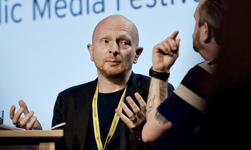 Dokumentarfilmskaper Mads Brügger blir sjefredaktør for nytt mediehus.