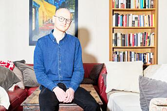 Endre Ugelstad Aas er ansatt som ansvarlig redaktør i Universitas