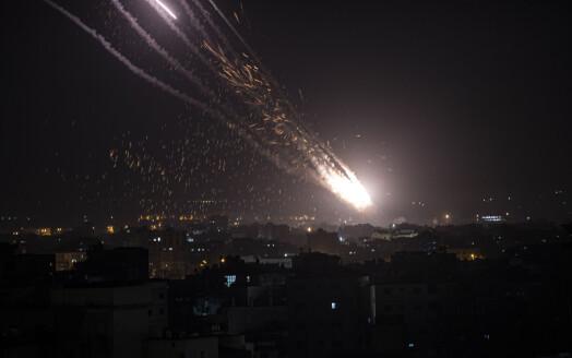 Netanyahus talsmann la ut falske videoer på Twitter