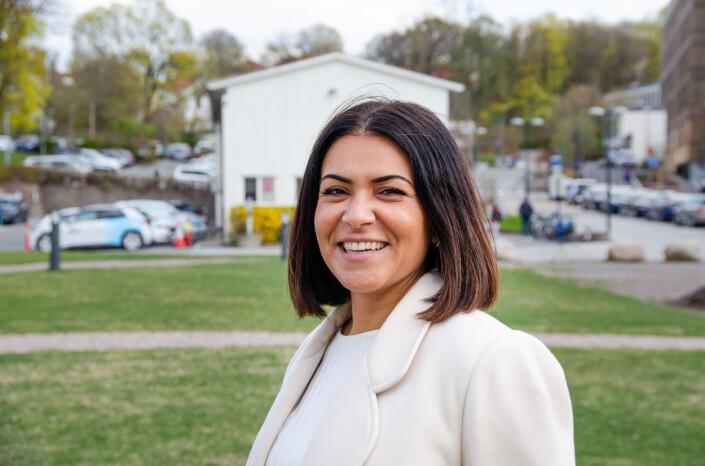Rima Iraki gleder seg til å feire høytiden id-al-fitr med hele Norge.