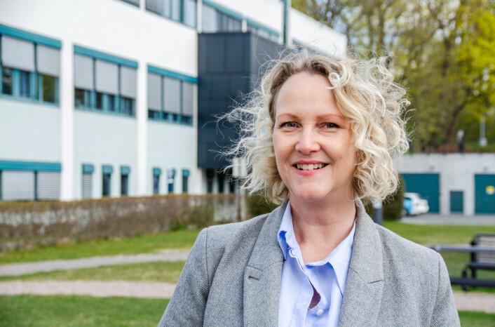 Prosjektleder Vivi Stenberg forteller at de har skyhøye ambisjoner til årets id-sending.