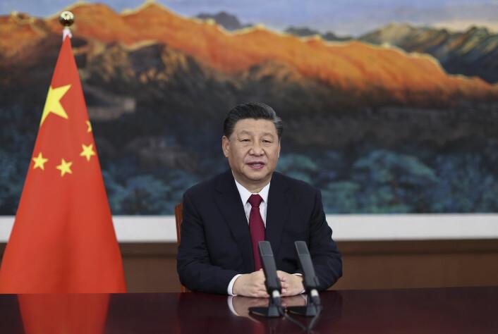 Kinas president Xi Jinping har kalt internett en hovedslagmark for opinionen.