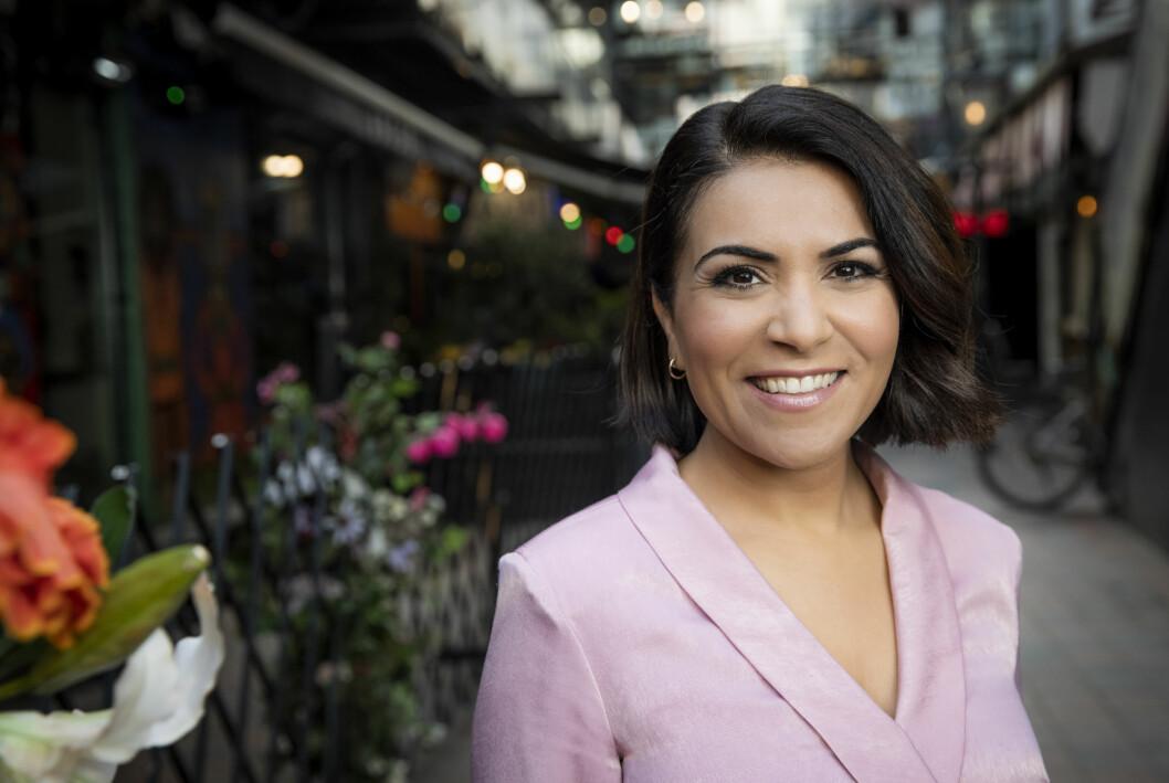 NRK-programmet «Festen etter fasten» mottok nylig Gullprisen i kategorien «årets nyskapning». Programleder i år som i fjor er Rima Iraki.