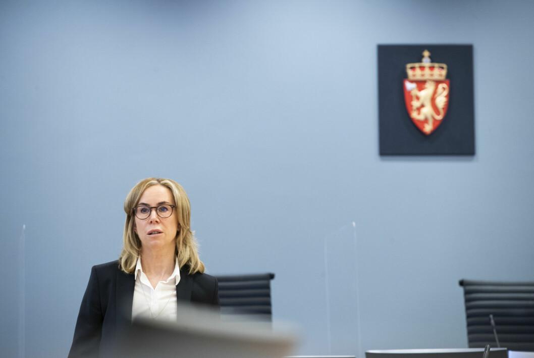 Statsadvokat Marit Formo skal være aktor når den terrortiltalte 16-åringen skal møte i Oslo tingrett neste uke.