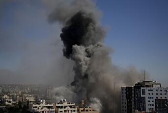 Det hvite hus til Israel:– Journalisters sikkerhet er et overordnet ansvar