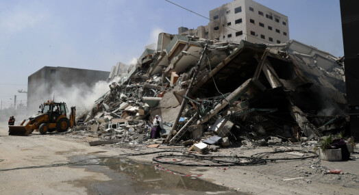Nyhetsbyrå krever uavhengig gransking etter bombeangrep