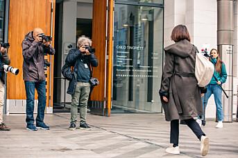 Line Andersen-saken preger nettforsidene, bare ikke hos NRK.no: – En spesiell situasjon