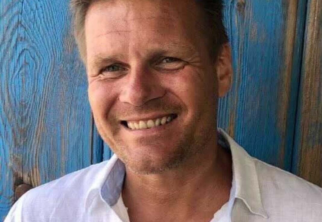 De siste årene har Bertil Valderhaug ledet Schibsted-samarbeidet 100 % Sport og Riks.