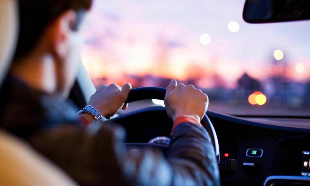 Pass på sjåføren