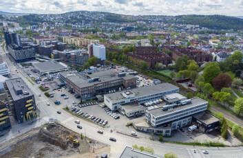 NRK har fått fullmakt til å kjøpe Ensjøveien 3, 5 og 7.